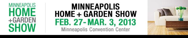 Minneapolis Home Garden Show 2013