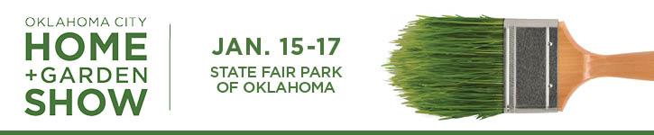 Oklahoma City Home Garden Show 2016